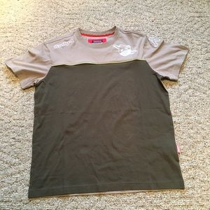 Kappa Abarth tee T-shirt medium